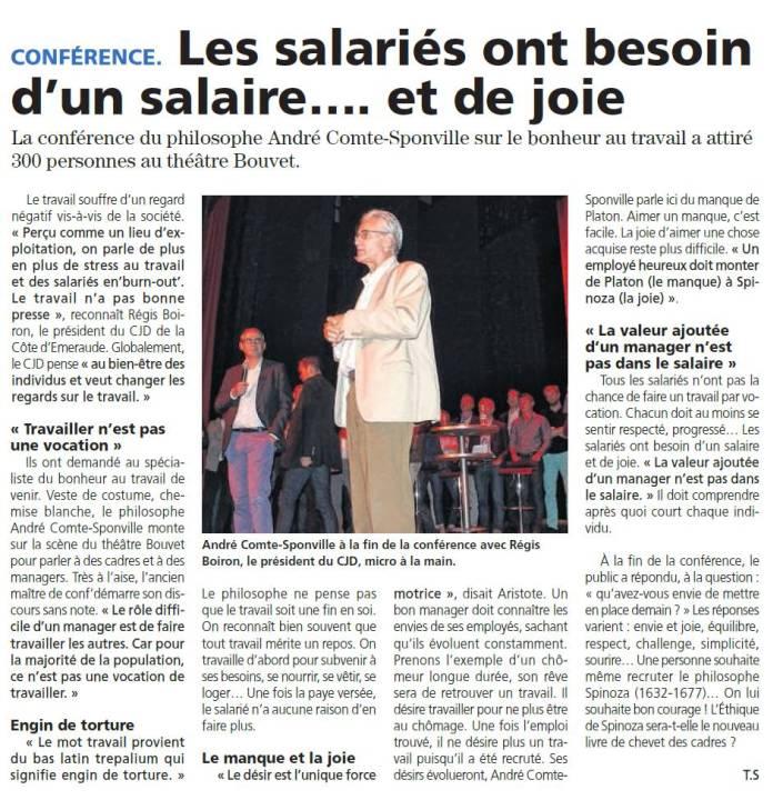 Article Pays Malouin post plénière